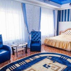 Гостиница Малибу комната для гостей фото 3