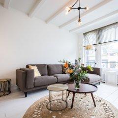 Отель Jordaan Harlem Apartments Нидерланды, Амстердам - отзывы, цены и фото номеров - забронировать отель Jordaan Harlem Apartments онлайн комната для гостей фото 5