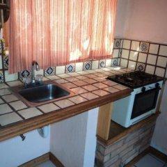 Отель Cabañas Montebello Inn Креэль в номере