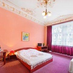 Отель Kucera Чехия, Карловы Вары - 6 отзывов об отеле, цены и фото номеров - забронировать отель Kucera онлайн комната для гостей фото 3