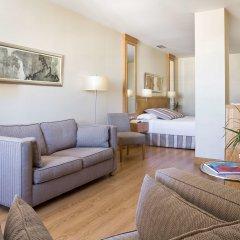 Отель Hesperia A Coruña Centro Испания, Ла-Корунья - отзывы, цены и фото номеров - забронировать отель Hesperia A Coruña Centro онлайн комната для гостей фото 2