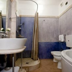 Hotel Arcadia Скарманьо ванная фото 2