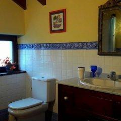 Отель El Nido del Cuera ванная фото 2