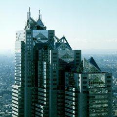 Отель Park Hyatt Tokyo Токио приотельная территория