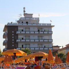 Hotel Brenta пляж фото 2