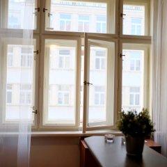 Отель Vodickova apartment Чехия, Прага - отзывы, цены и фото номеров - забронировать отель Vodickova apartment онлайн комната для гостей фото 3