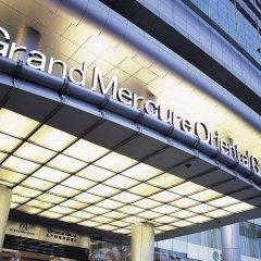 Отель Grand Mercure Oriental Ginza Шэньчжэнь вид на фасад