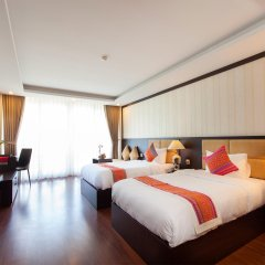 Sapa Diamond Hotel комната для гостей