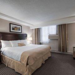 Отель Regency Suites Hotel Канада, Калгари - отзывы, цены и фото номеров - забронировать отель Regency Suites Hotel онлайн комната для гостей фото 4