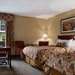 Ramada Plaza Hotel And Conference Center Колумбус комната для гостей фото 3