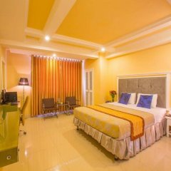 King Star Central Hotel комната для гостей фото 2