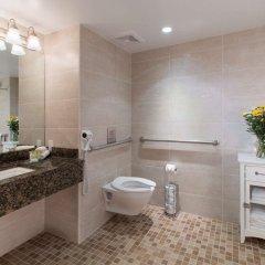 Отель Skyline Hotel США, Нью-Йорк - отзывы, цены и фото номеров - забронировать отель Skyline Hotel онлайн ванная