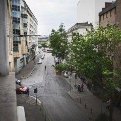 Отель City Hotel Германия, Гамбург - отзывы, цены и фото номеров - забронировать отель City Hotel онлайн балкон