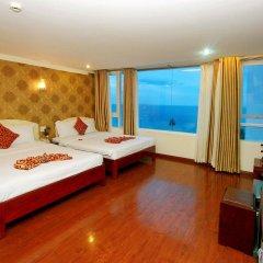 Ngan Ha - Galaxy Hotel комната для гостей фото 3