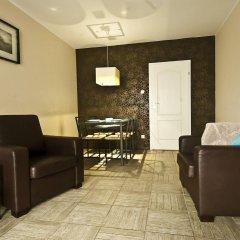 Отель Apartament Nadmorski Gdańsk комната для гостей