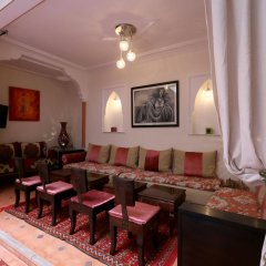 Отель Riad De La Semaine развлечения