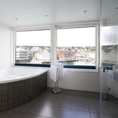 Отель Scandic Ishavshotel Норвегия, Тромсе - отзывы, цены и фото номеров - забронировать отель Scandic Ishavshotel онлайн ванная фото 2
