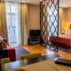 Апартаменты Casas do Porto Ribeira комната для гостей фото 3