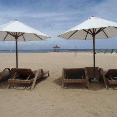 Отель Grand Whiz Nusa Dua Бали пляж