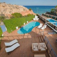 Отель Fidalsa Ave María Испания, Ориуэла - отзывы, цены и фото номеров - забронировать отель Fidalsa Ave María онлайн пляж фото 2