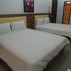 Danh Uy Hotel комната для гостей