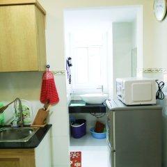 Апартаменты Kelly Serviced Apartment - District 1 комната для гостей фото 3