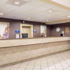 Отель Days Inn Columbus Airport США, Колумбус - отзывы, цены и фото номеров - забронировать отель Days Inn Columbus Airport онлайн интерьер отеля