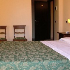 Hotel del Centro комната для гостей фото 2