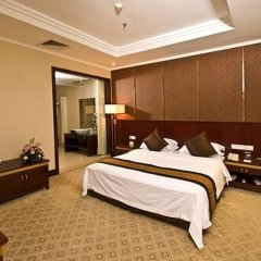 Nile Villa International Hotel комната для гостей фото 3