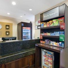 Отель Comfort Suites Plainview питание