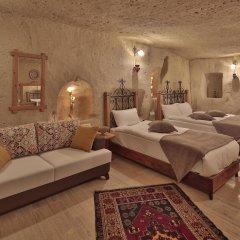 Fosil Cave Hotel Турция, Ургуп - отзывы, цены и фото номеров - забронировать отель Fosil Cave Hotel онлайн комната для гостей фото 3