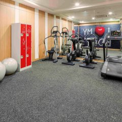 Отель Travelodge Dongdaemun Seoul фитнесс-зал