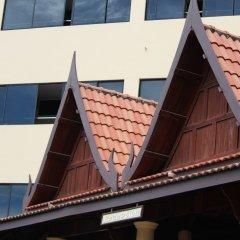 Отель Nova Park балкон