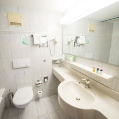 Отель Daniela Швейцария, Церматт - отзывы, цены и фото номеров - забронировать отель Daniela онлайн ванная фото 2