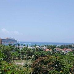 Отель Ocho Rios Getaway Villa at The Palms балкон