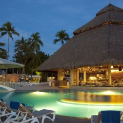 Отель Krystal Vallarta бассейн фото 3