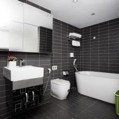 Отель Nomo Times International YOU Apartment Китай, Гуанчжоу - отзывы, цены и фото номеров - забронировать отель Nomo Times International YOU Apartment онлайн ванная фото 2
