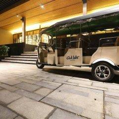 Отель Ad Lib городской автобус