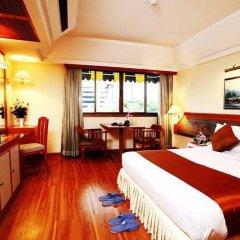 Отель Sawasdee Langsuan Inn Бангкок комната для гостей фото 4
