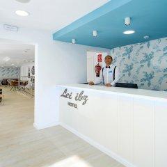 Отель Playasol Lei Ibiza - Adults Only Испания, Ивиса - 1 отзыв об отеле, цены и фото номеров - забронировать отель Playasol Lei Ibiza - Adults Only онлайн интерьер отеля
