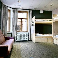 Отель The Yard Concept Hostel Финляндия, Хельсинки - отзывы, цены и фото номеров - забронировать отель The Yard Concept Hostel онлайн комната для гостей фото 5