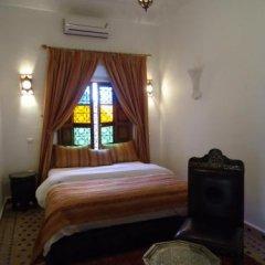 Отель Riad Tahar Oasis Марокко, Марракеш - отзывы, цены и фото номеров - забронировать отель Riad Tahar Oasis онлайн комната для гостей фото 2