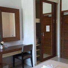 Отель April Suites Pattaya Паттайя удобства в номере