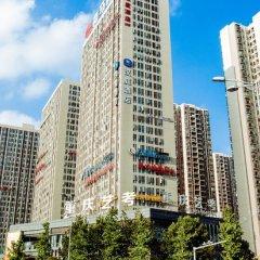 Hanting Hotel (Chongqing University Town) вид на фасад