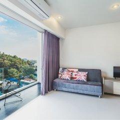 Отель Condo in Karon in Chic Condo (Unit B603) комната для гостей фото 5