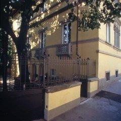 Отель Relais Villa Antea парковка