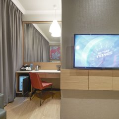 Hotel Bencoolen@Hong Kong Street удобства в номере