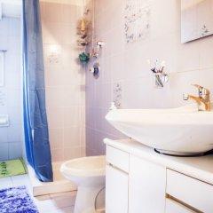 Отель Art Apartment Ognissanti Италия, Флоренция - отзывы, цены и фото номеров - забронировать отель Art Apartment Ognissanti онлайн ванная