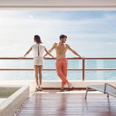 Отель Senses Riviera Maya by Artisan -Gourmet All Inclusive - Adults Only фитнесс-зал фото 2