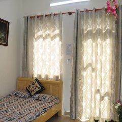 Отель Dalat View Homestay Далат комната для гостей